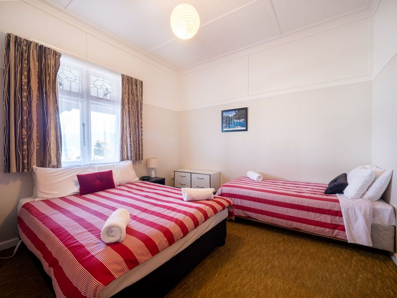 Lakeview Economy Room with Double and Single Bed